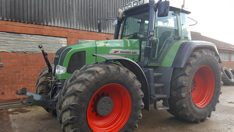 Fendt Favorit Vario 920  ( 924 926 )