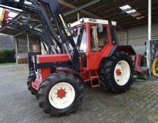 brugte case ih 856 xl traktorer til salg. Black Bedroom Furniture Sets. Home Design Ideas