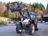 Steyr 9078A Stoll Robust HDP10