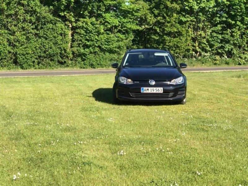 VW Golf 7 - 1,6 tdi - 30,3 KM/L BLUEMOTION