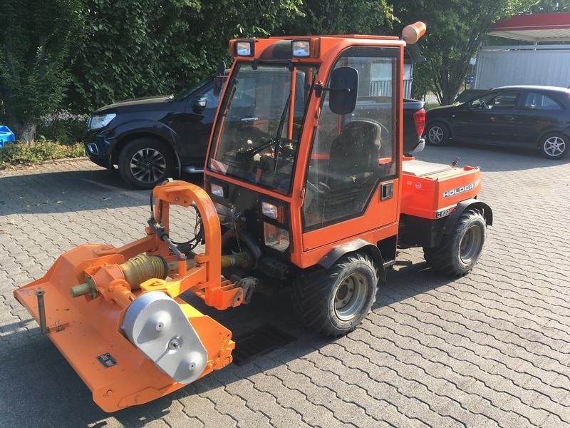 holder traktor til salg