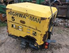 HIGHWAY-MAN 5 HYDRAULIC COMPRESSOR