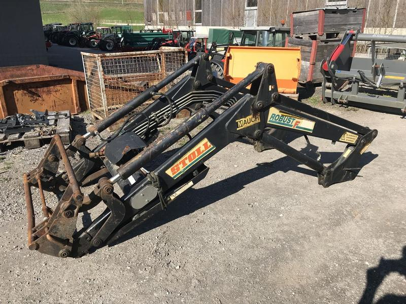 Stoll Frontlader HDPM 10