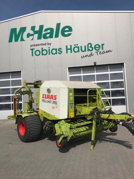 Claas Rollant 255 Roto Cut
