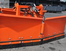 Metal-Technik Schneepflug V-Type 1.8 m Leicht/Snow plough V-type light /lame de déneigement/Снегоотал V - образный 1,82 м