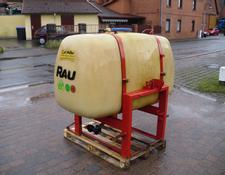 Rau/ Holder Frontfaß 850Ltr.+900Ltr.