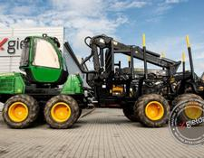 John Deere Forwarder 1010E