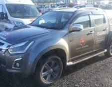 Isuzu D-MAX 1.9 UTAH PICK UP TRUCK